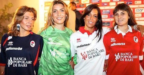 Bari, Catania e Chievo: ecco le divise ufficiali per il prossimo campionato di Serie A