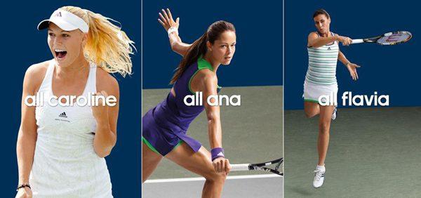 completi da tennis adidas