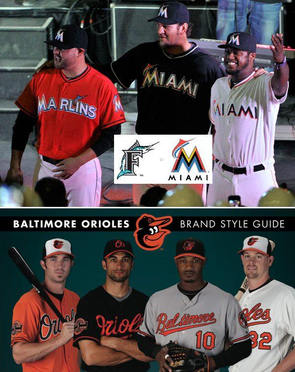 miami-marlins-logo-uniforms-2012-baltimore-orioles-cartoon-bird-2012