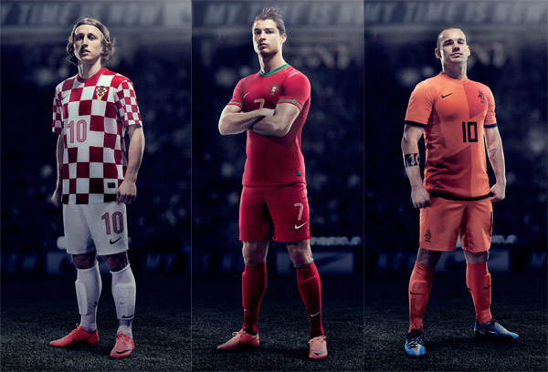 Nike-Home-Kit-Holland-Portugal-Croatia-Euro-2012