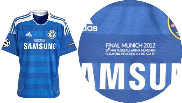 buy popular ac881 dc7ba Chelsea Sweatshirt Champions League