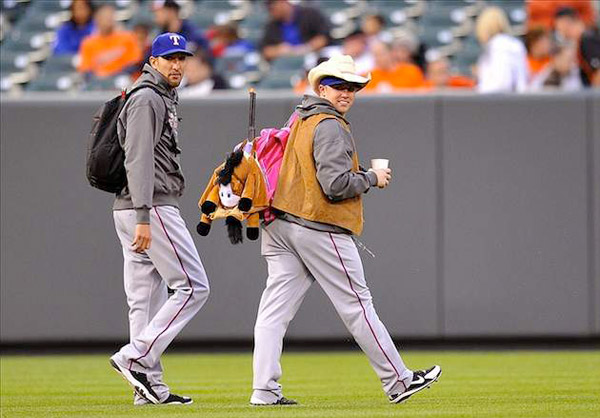 mlb-baseball-texas-rangers-robbie-ross-cowboy