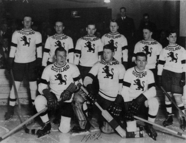 Scotland-Ice-Hockey-Team-1932