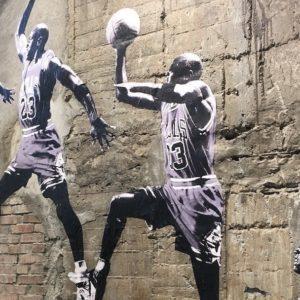 Jordan Nike cambiato basket