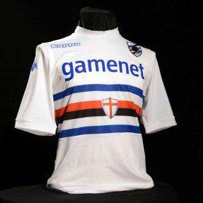 sampdoria maglia kappa 2013 2014