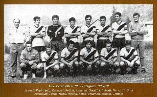 Pergolettese-1969-70