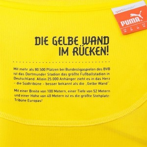 Borussia Dortmund 2013-14 Wintertrikot (2)