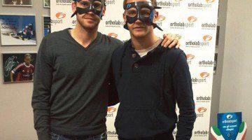 Ortholabsport, la maschera protettiva per calciatori