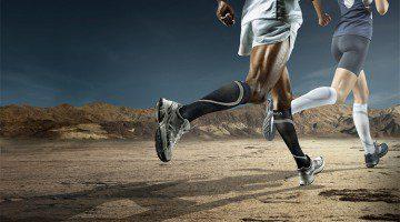 L'abbigliamento a compressione muscolare aiuta?