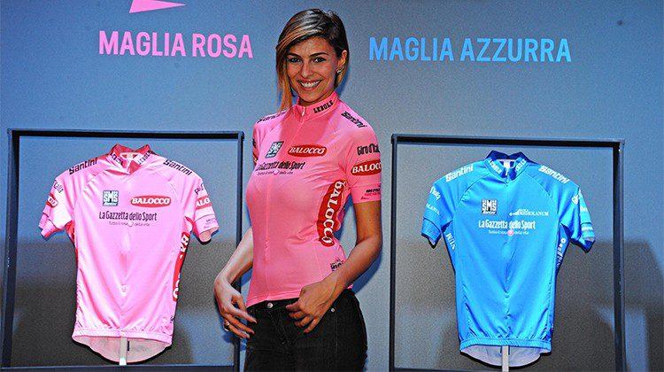Lebole e Santini per la maglia rosa del Giro d'Italia 2015