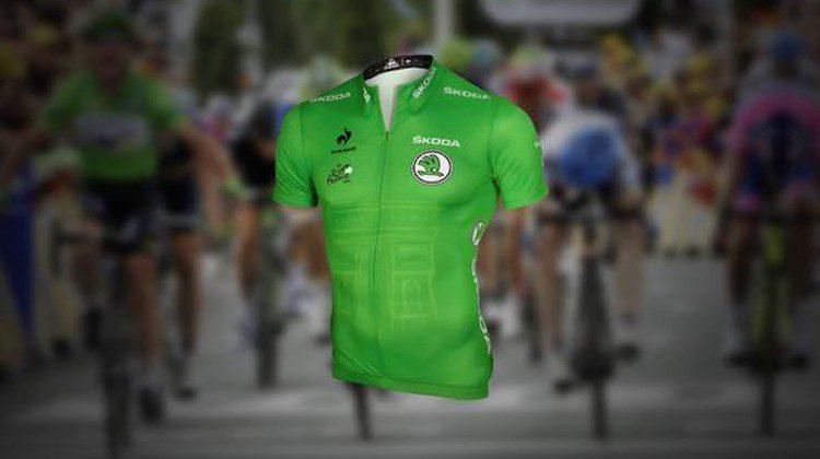Skoda nuovo sponsor della maglia verde al Tour de France