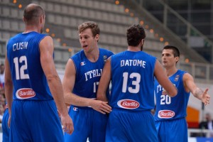 Divisa Italia Eurobasket 2015