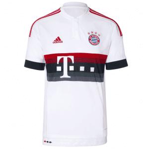 Bayern Monaco 2015-16 away adidas