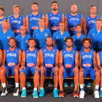 Nazionale italiana basket 2015
