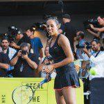 Abbigliamento tennis Madison Keys 2015