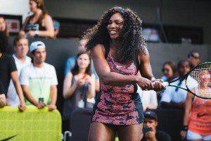 Abbigliamento tennis Serena Williams 2015