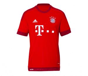 Maglia Bayern Monaco 2015-2016