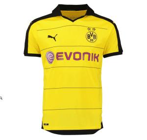 Maglia Borussia Dortmund Home 2015-2016