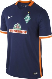 Maglia Werder Brema Away 2015-2016