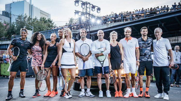 abbigliamento tennis nike US Open 2015