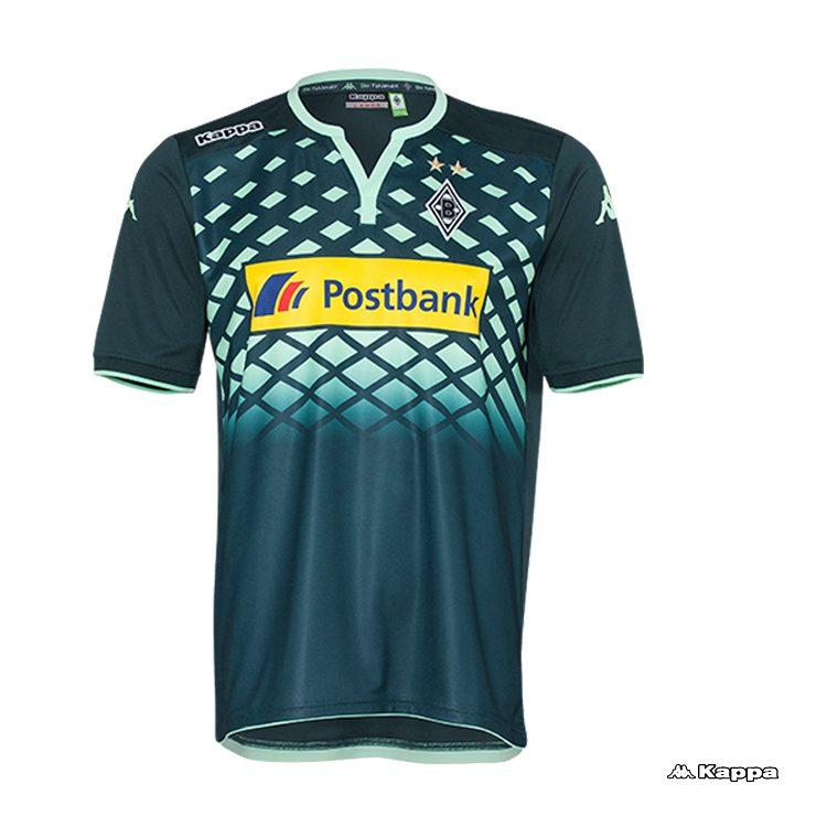 Tutte Le Canotte Maglie Da Basket Della Nba 2010 2011: Maglia Borussia Gladbach Away 2015-2016