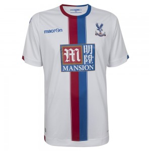Maglia Crystal Palace Away 2015-2016