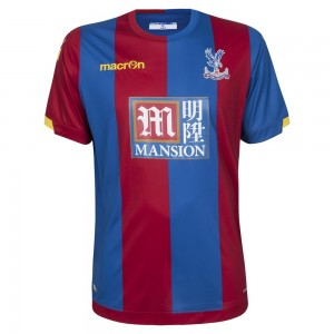 Maglia Crystal Palace Home 2015-2016