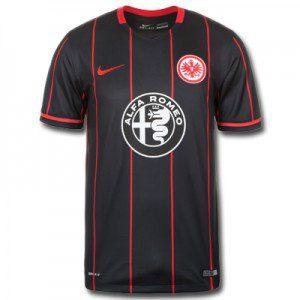 Maglia Eintracht Home 2015-2016