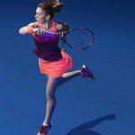 Abbigliamento tennis adidas Halep US Open 2015