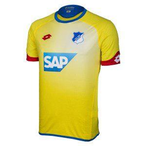 Maglia Hoffenheim Away 2015-2016