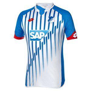 Maglia Hoffenheim Home 2015-2016