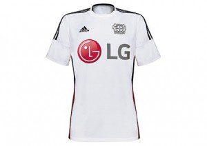 Maglia Bayer Leverkusen Away 2015-2016