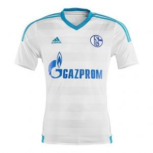 Maglia Schalke Away 2015-2016