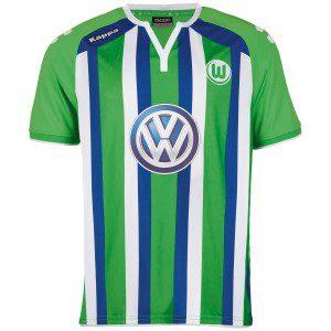 Maglia Wolfsburg Away 2015-2016