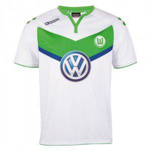 Maglia Wolfsburg Home 2015-2016