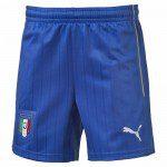 Pantaloncini blu Italia 2016