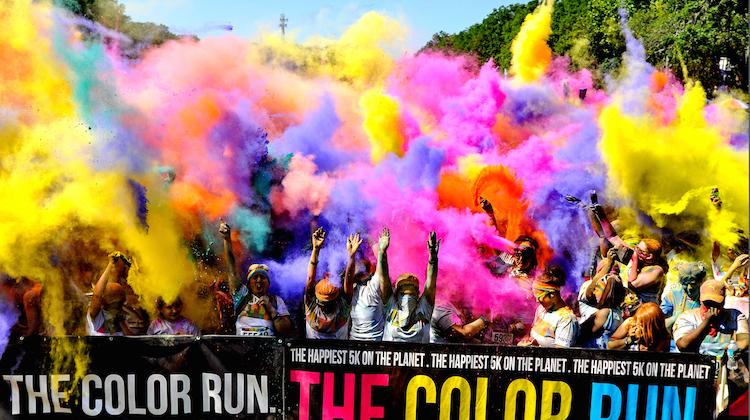 Color Run 2015 Milano