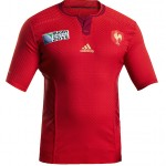 Mondiale rugby 2015 maglia Francia rossa (1)