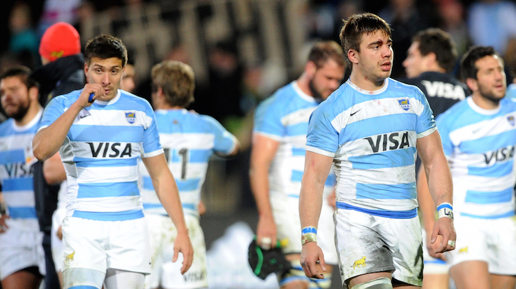 Maglia rugby Argentina Mondiale 2015
