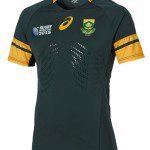 Maglia Sudafrica Springbok Mondiale rugby 2015