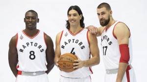 Toronto Raptors nuove divise