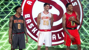 Maglia Atlanta Hawks
