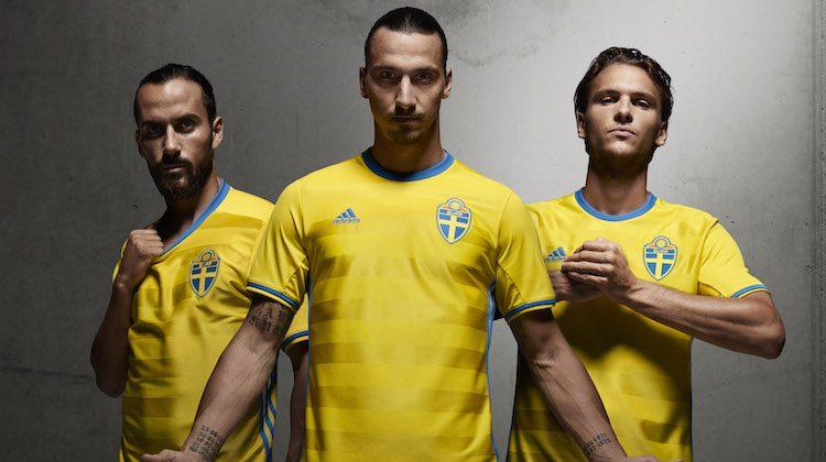 Euro 2016, nuove maglie delle nazionali adidas