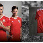 Maglia Galles Euro 2016