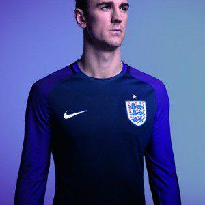 Inghilterra, maglia portiere 2016 di Nike (4)