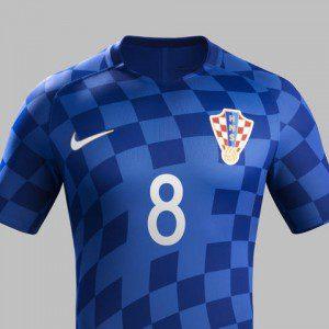 Maglia Croazia blu Nike Euro 2016 (2)