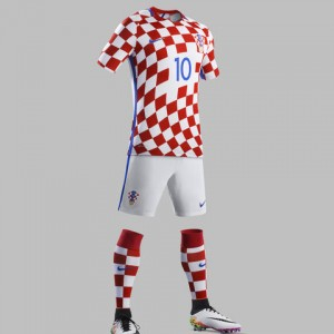 Maglia Croazia Nike Euro 2016