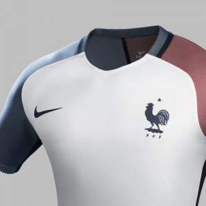 Francia, maglia bianca 2016 (3)