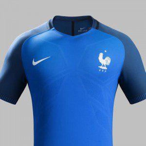 Francia, maglia 2016 di Nike (3)