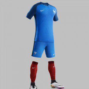Francia, maglia 2016 di Nike (2)